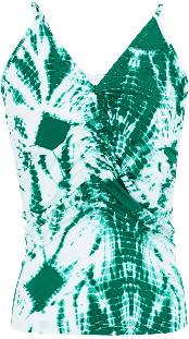 Essentiel Green Villary Thin Straps Top - 2