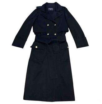 Chanel Black Trench Coat for Women