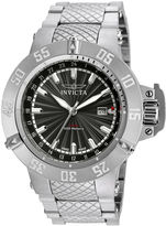 Invicta Subaqua Mens Stainless Steel Stainless Bracelet Watch