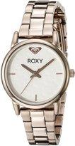 Roxy Women's RX/1019WTRG THE HUNTINGTON Rose Gold-Tone Bracelet Watch