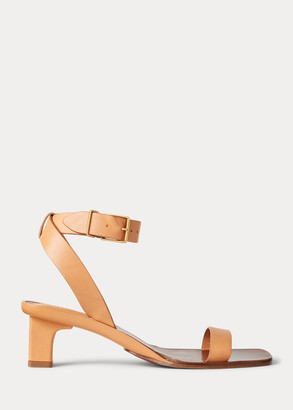 Ralph Lauren Leather Sandal
