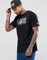 Vans X Nintendo Short Sleeved Black T-shirt
