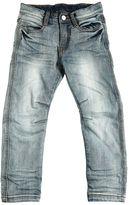 Molo Vintage Effect Stretch Denim Jeans