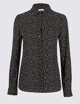 Classic Spotted Long Sleeve Shirt