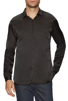 The Kooples Spread Collar Buttoned Sportshirt