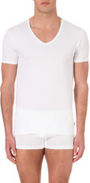 Derek Rose Jack v-neck cotton t-shirt