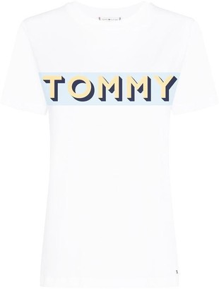 Tommy Hilfiger Erin Logo T-Shirt