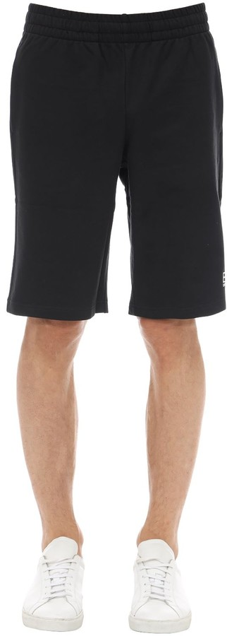 c983c917c8 Ea7 TRAIN CORE COTTON SHORTS