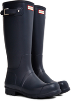 Hunter Tall Rain Boot Navy