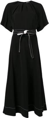 3.1 Phillip Lim belted midi dress