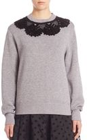 Marc Jacobs Long Sleeved Pullover
