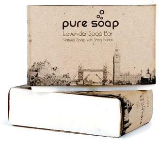 Pure Soaps Lavender Soap Bar