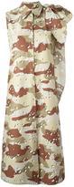 MM6 MAISON MARGIELA 'Camouflage' dress - women - Cotton - 38