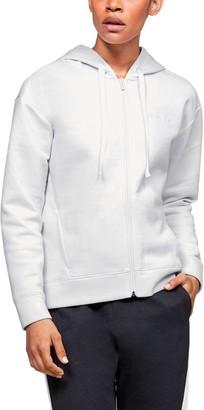Under Armour Women's UA RECOVER Fleece Full Zip