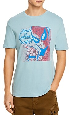 Junk Food Clothing Spiderman Graphic Tee