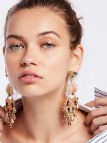 Free People Opalescent Statement Earrings