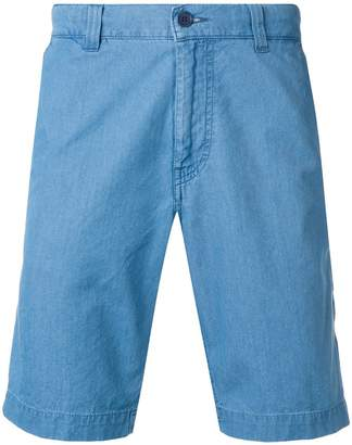 Aspesi ber chambray shorts