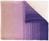 Missoni gradient knit scarf