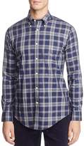 Brooks Brothers Tartan Long Sleeve Button-Down Shirt