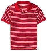 Ralph Lauren Boys' Striped Lisle Polo Shirt - Sizes S-XL