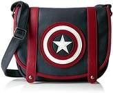 Loungefly Marvel Captain America Xbody