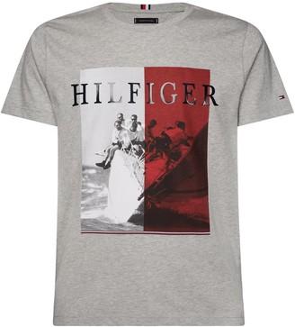 Tommy Hilfiger Gray T-shirt