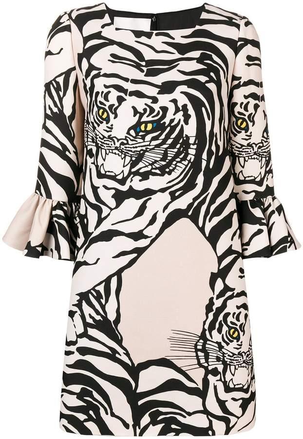 Valentino tiger dress