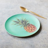 Graham and Green Pineapple Bamboo Plate