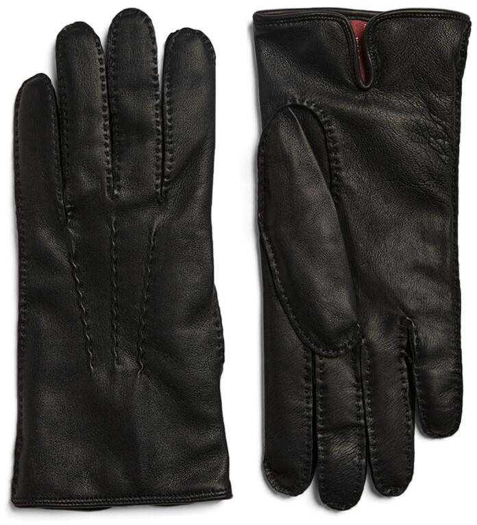 DENTS Black Riding Gloves NWT