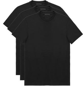 Prada three pack T-shirt
