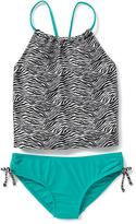 Old Navy 2-Piece Ruched Tankini Set for Girls