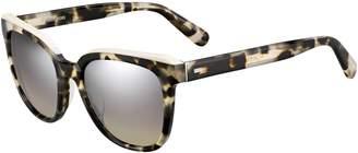 Bobbi Brown The Bardot-S 53mm Rectangular Sunglasses