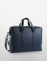 Calvin Klein Daniel Double Zip Commuter Bag