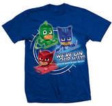 Licensed Tees Superhero Graphic T-Shirt