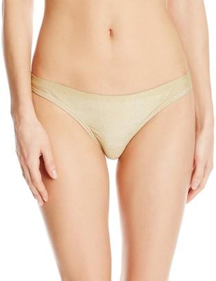 OndadeMar Women's Every Day Solid Bikini Bottom