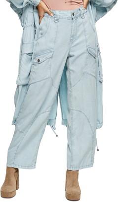 Topshop Love Fool Cargo Pants