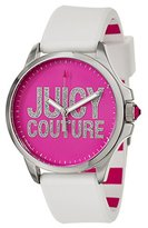 Juicy Couture Women's 1901094 Jetsetter Crystal Dial Watch