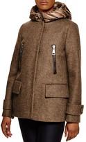 Moncler Euphemia Two-Piece Down Vest & Coat