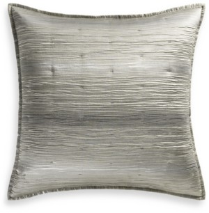 "Hotel Collection Iridescence Quilted 26"" x 26"" European Sham, Created for Macy's Bedding"