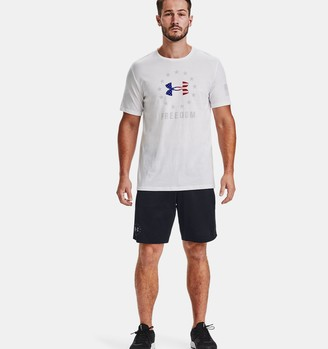 Under Armour Men's UA Freedom Chest T-Shirt