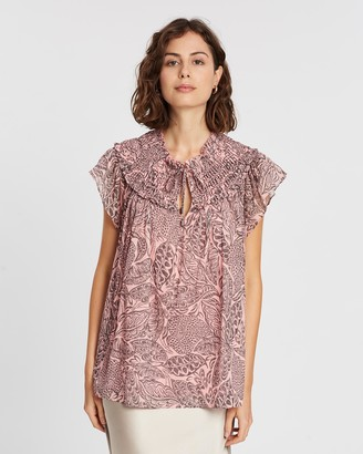 Steele Eclipse Blouse