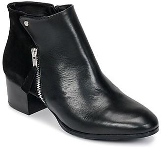 Betty London JABADA women's Low Ankle Boots in Black