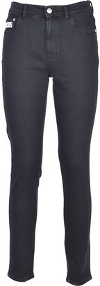 GCDS Women's Black Jeans