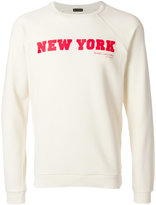 Marc Jacobs new york sweatshirt