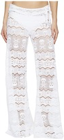 Letarte Skull Lace Pants Women's Swimwear
