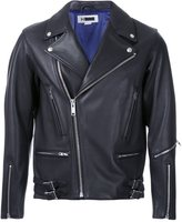 H Beauty&Youth short biker jacket