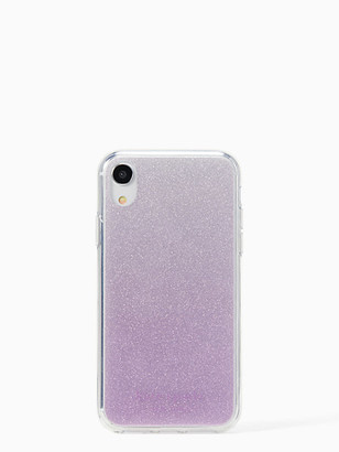 Kate Spade Flexible Tinted Glitter Iphone Xr Case