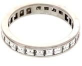 Tiffany & Co. Platinum & Baguette Diamond Eternity Wedding Band