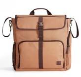 Diaper Dude Infant Convertible Diaper Backpack - Brown