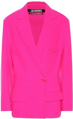 Jacquemus La Veste Sabe wool jacket